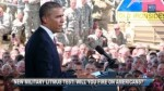 Obama to Military